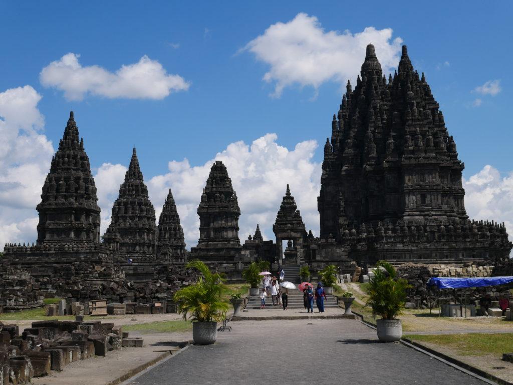Temple Prambanan java hors des sentiers battus lost in indonesia